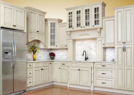 Kitchen Cabinets - Super Home Surplus Store View