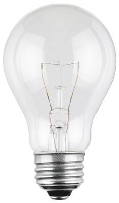 25 Watt A19 Incandescent Light Bulb