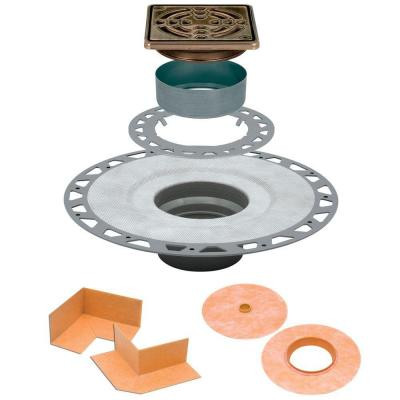 Oil Rubbed Bronze Drain Kit