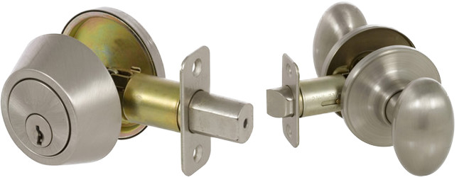 Carlyle Satin Nickel