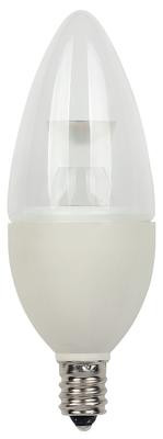 3 Watt Torpedo B10 Dimmable LED Light Bulb