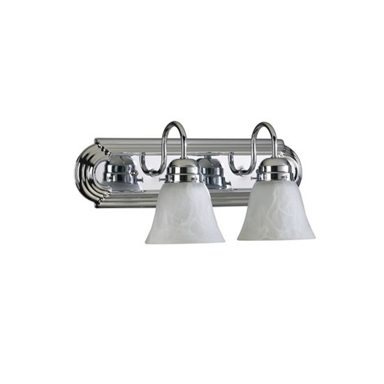 2 Light Chrome Vanity Light 5094-2-114