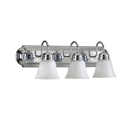 3 Light Chrome Vanity Light 5094-3-114