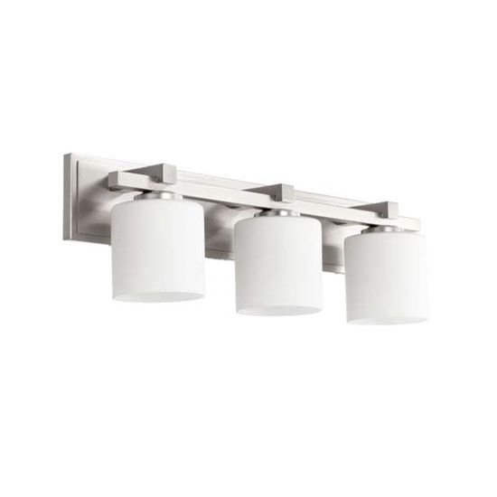 Satin Nickel 3 Light Vanity Light 5369-3-65