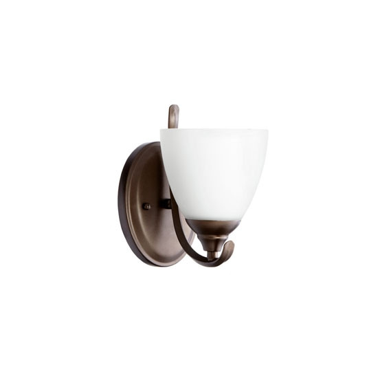 Oiled Bronze Wall Mount 5508-1-86