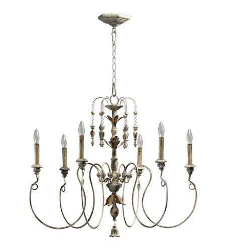 Salento 6 Light Chandelier 6006-6-70