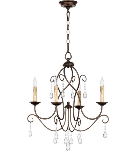 Cilia 4 Light Chandelier 6116-4-86