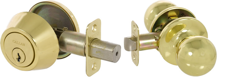 Saxon Entry/Deadbolt Combo 300T-SA-US3 / KS3003