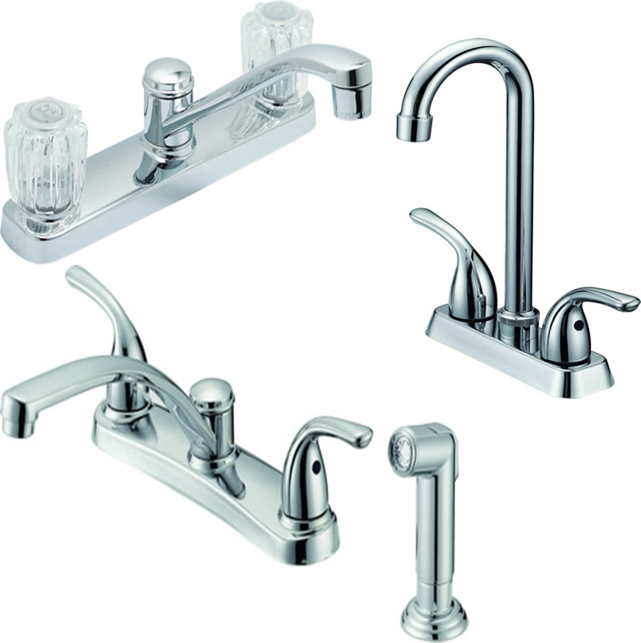 Kitchen and Bar Faucets