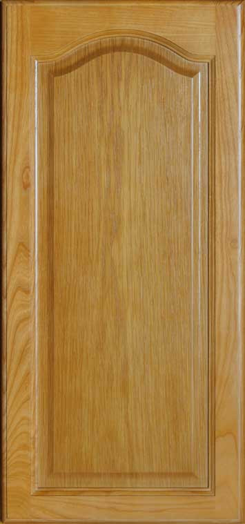 Beau More Views. Appalachian Oak Wall Cabinet Sample