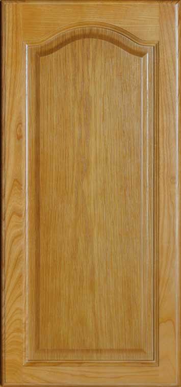Appalachian Oak Wall Cabinet Sample