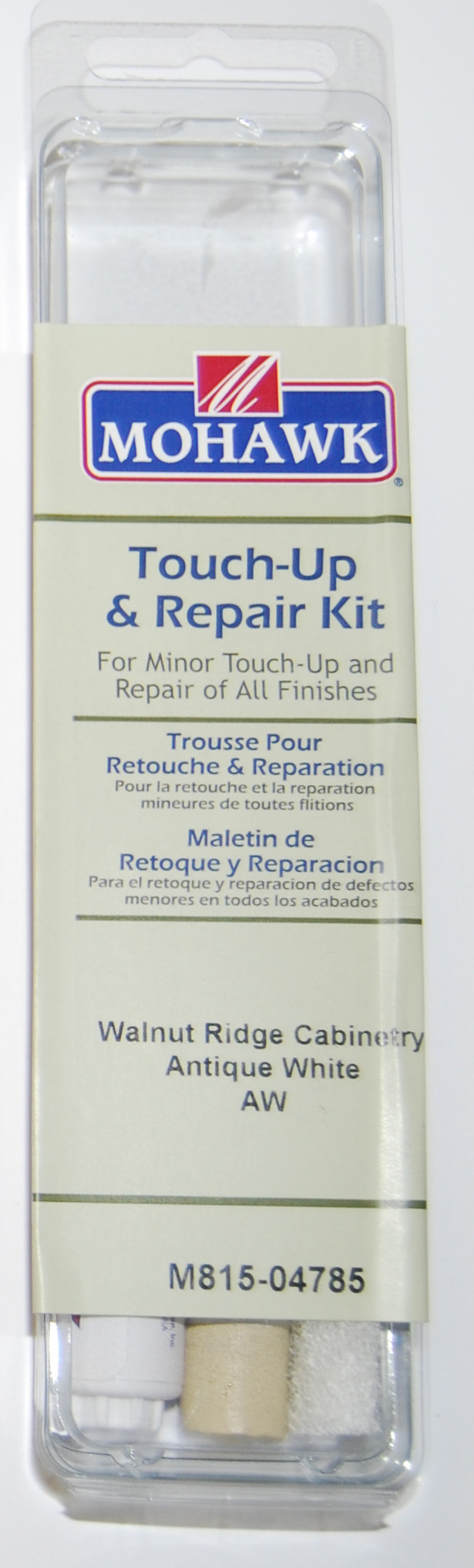 Shaker Gray Touch Up Kit