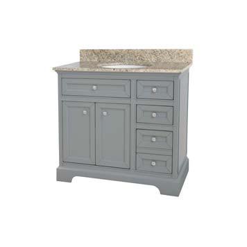 """36"""" Furniture Vanity - Megan Style"""