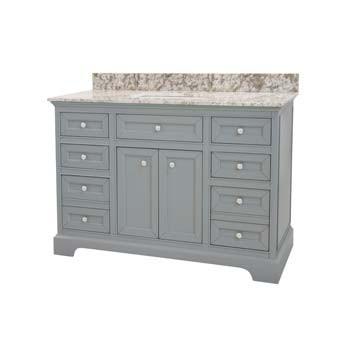 """48"""" Furniture Vanity - Megan Style"""