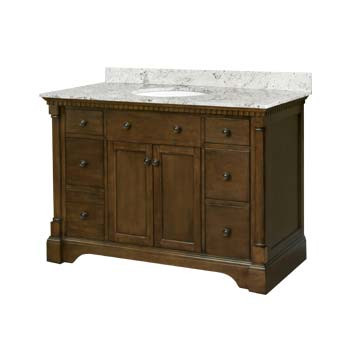 "48"" Furniture Vanity - Renee Style"
