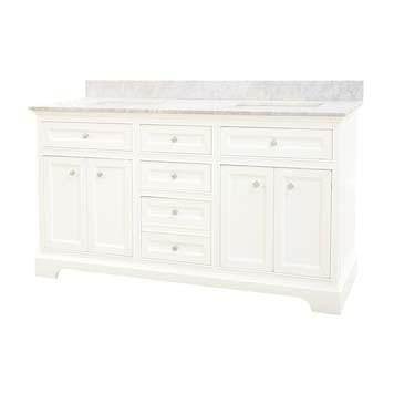 "60"" Furniture Vanity - Jennifer Style"