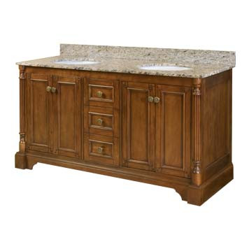 "60"" Furniture Vanity - Lily Style"