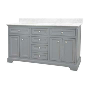 """60"""" Furniture Vanity - Megan Style"""