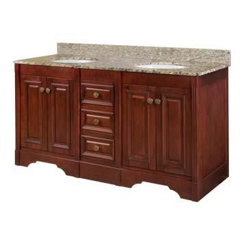 "60"" Furniture Vanity - Reana Style"