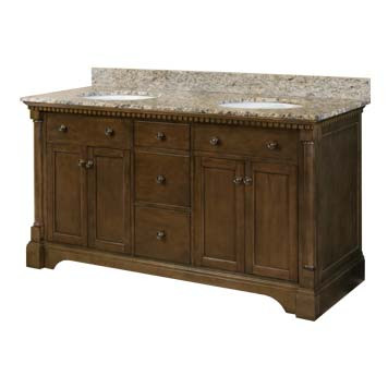"60"" Furniture Vanity - Renee Style"