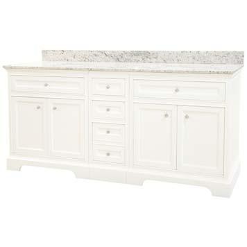 "72"" Furniture Vanity - Jennifer Style"