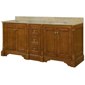"72"" Furniture Vanity - Lily Style"