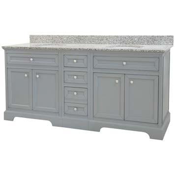 """72"""" Furniture Vanity - Megan Style"""