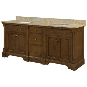 "72"" Furniture Vanity - Renee Style"