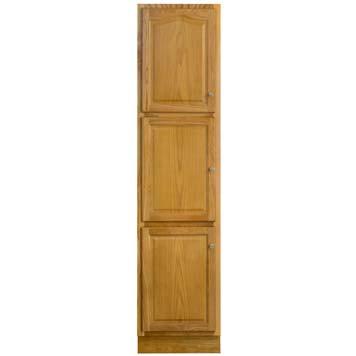 Linen Cabinet - Appalachian Oak