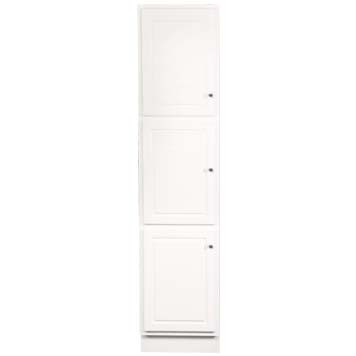 Linen Cabinet - Glossy White