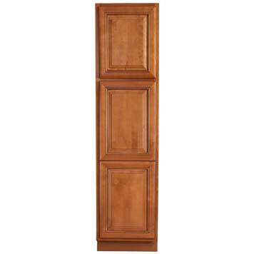 Linen Cabinet - Savannah Sienna Glaze