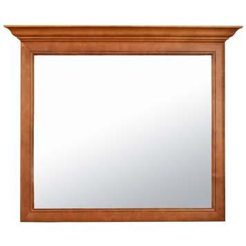 Vanity Mirror - Savannah Sienna Glaze