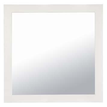 Vanity Mirror - Shaker White