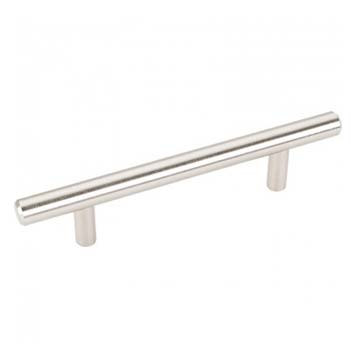 Cabinet Pulls in Stainless Steel Finish