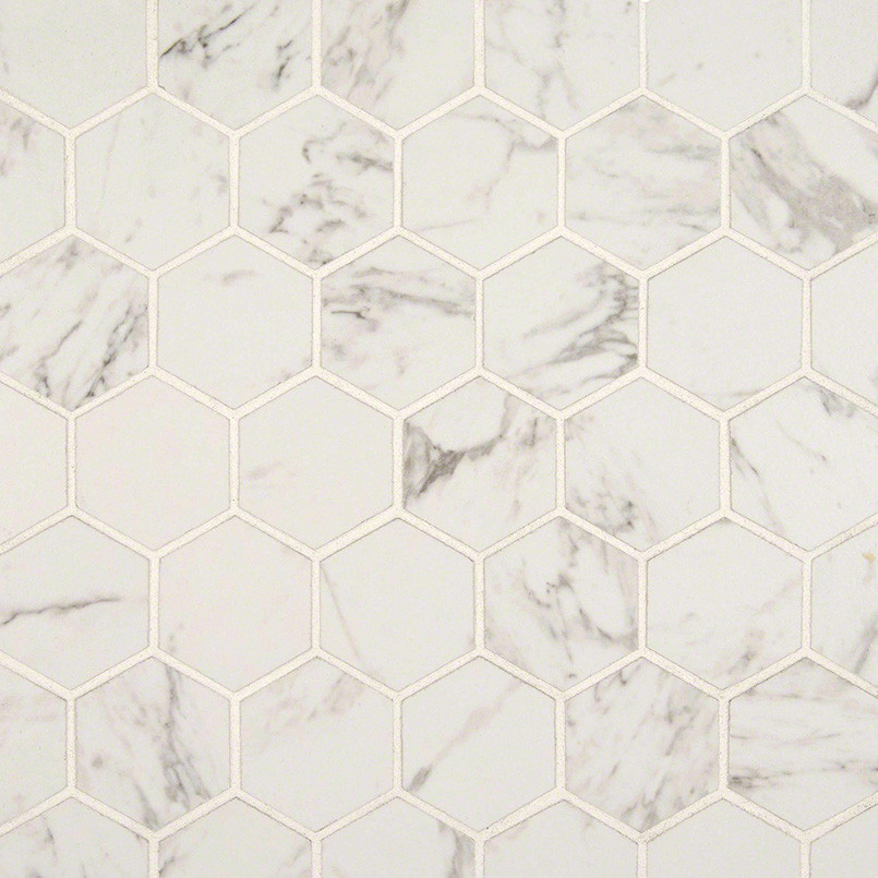 Carrara Porcelain Tile