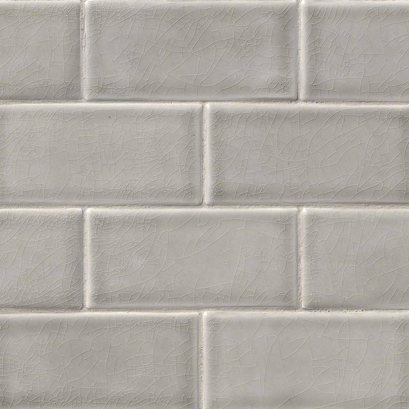 Dove Gray 3x6 Subway Tile