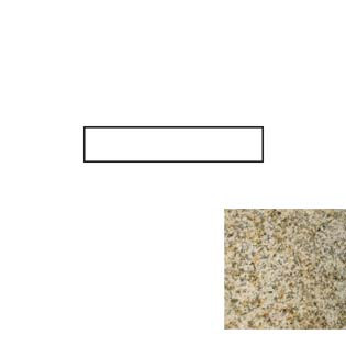 Speckled Sand Granite Side Splash