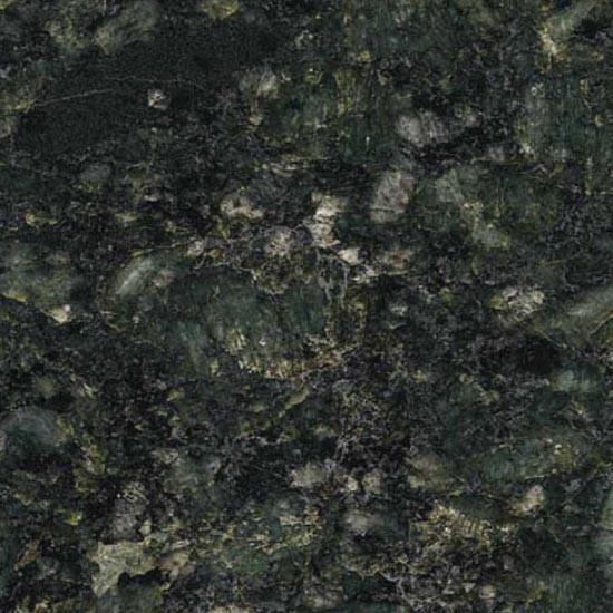 Butterfly Green Granite Side Splash