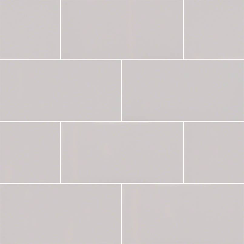 Gray Glossy Tile
