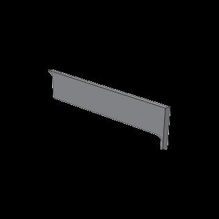 Reversible Laminate Side Splash - Labrador Granite
