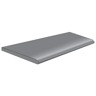 Laminate Countertop - Dolce Vita 8 ft. Deck Top