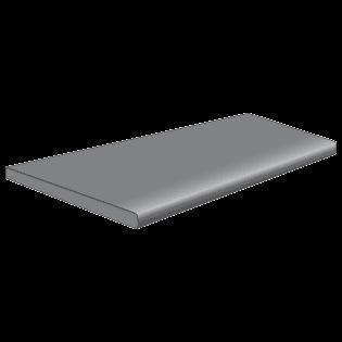 Laminate Countertop - Typhoon Ice 8 ft. Deck Top