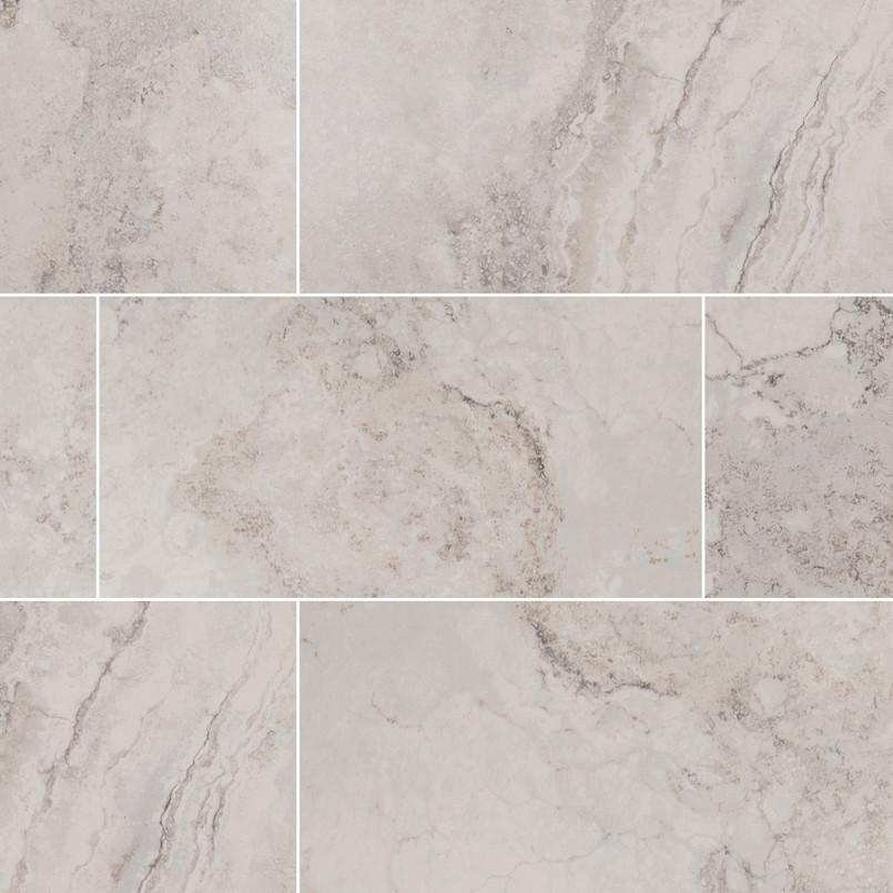 Napa Gray 12 Inch x 24 Inch Ceramic Tile