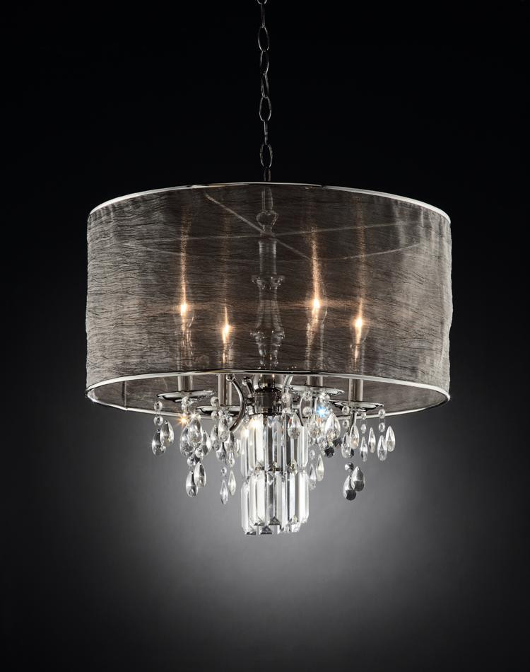Classy Crystal Ceiling Lamp OK-5127H