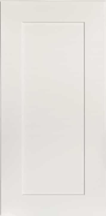 Shaker White Wall Cabinet Sample