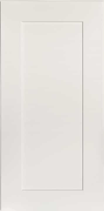 Shaker White Wall Cabinet Sample