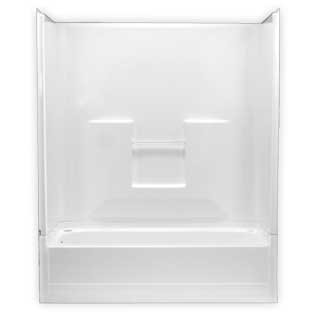 """Tub/Shower Combo Insert - 60"""" Two-Piece Left-Hand"""