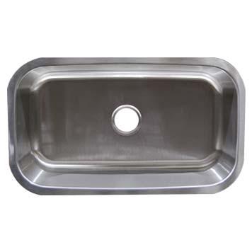 Stainless Steel Undermount Sink - Single Bowl UM31189