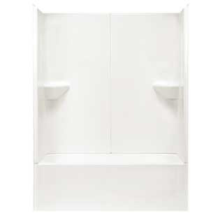 "Tub/Shower Combo Insert - 54"" One-Piece Right-Hand"