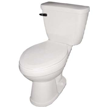 Vitreous China Toilet - Apollo Handicapped in White - 43000